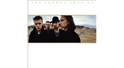 U2 - Joshua Tree (Vinyl) - image 1 of 1