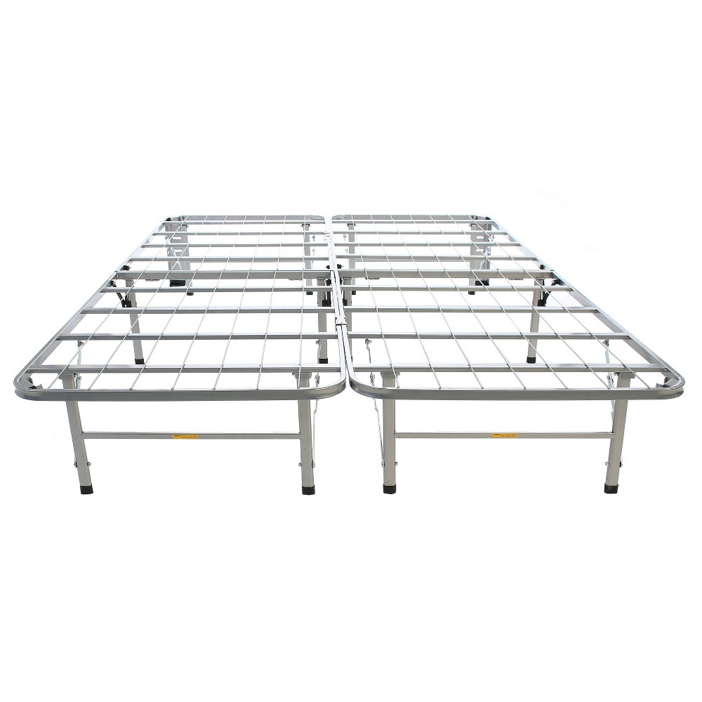 Image of Bedder Base Cal King Bed Support- Hollywood Bed, Silver