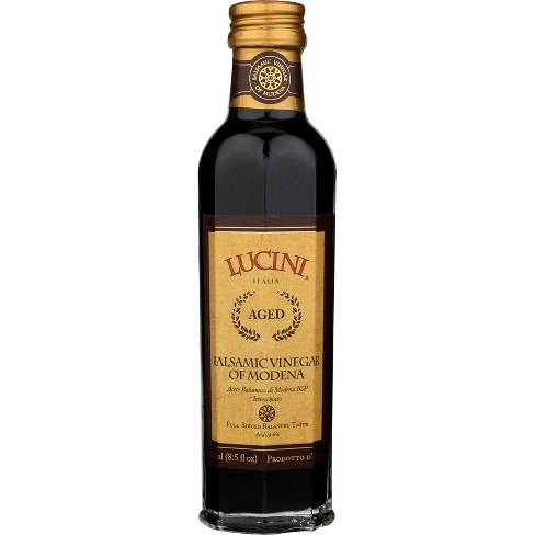 Lucini Balsamic Vinegar of Modena - 8.5oz - image 1 of 4