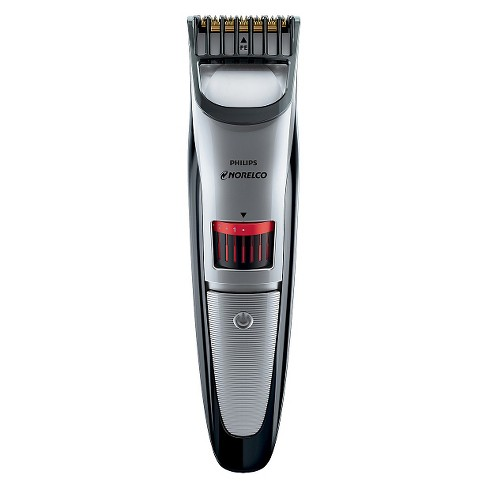 Philips Norelco Series 3500 Beard & Hair Men's Rechargeable Electric Trimmer - QT4018/49 - image 1 of 6
