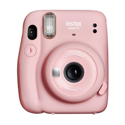 Fujifilm Instax Mini 11 Camera - Blush Pink