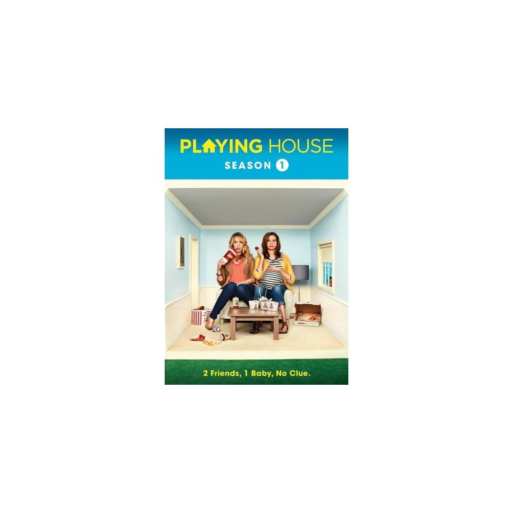 Playing House:Season One (Dvd)