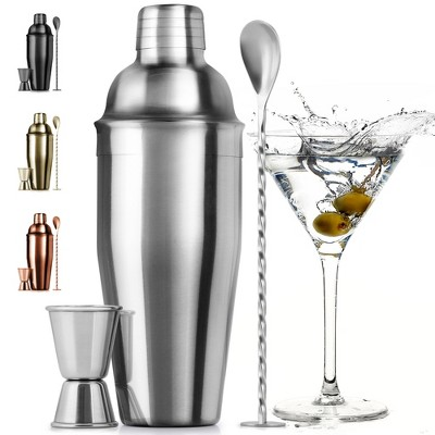 Professional Cocktail Shaker with Accessories Set