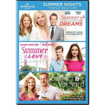 Summer Nights Triple Feature (DVD)(2019)