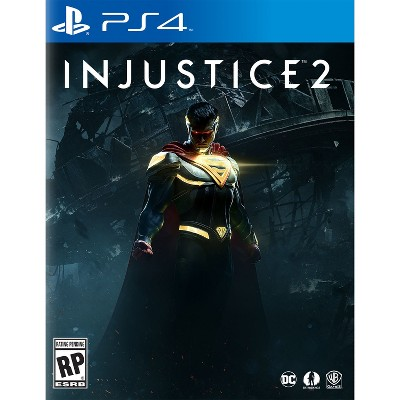 Injustice 2 PRE-OWNED - PlayStation 4