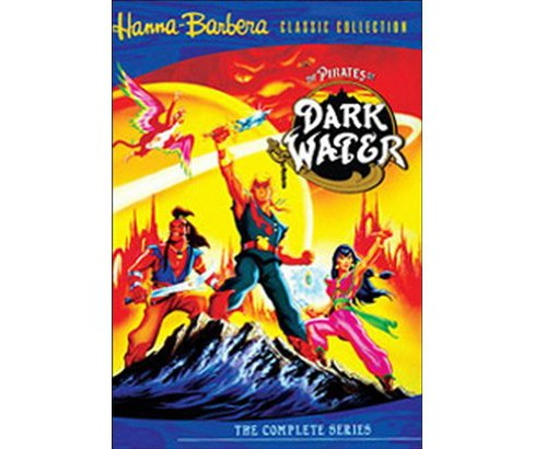 Pirates Of Dark Water Collection (DVD) - image 1 of 1
