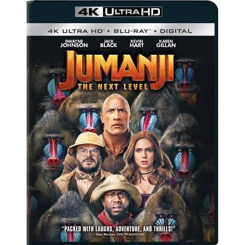 Jumanji: The Next Level (4K/UHD) - image 1 of 1