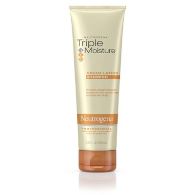 Shampoo & Conditioner: Neutrogena Triple Moisture