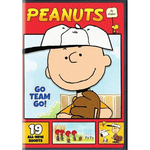 Peanuts vy Schulz: Go Team Go! (DVD) - image 1 of 1