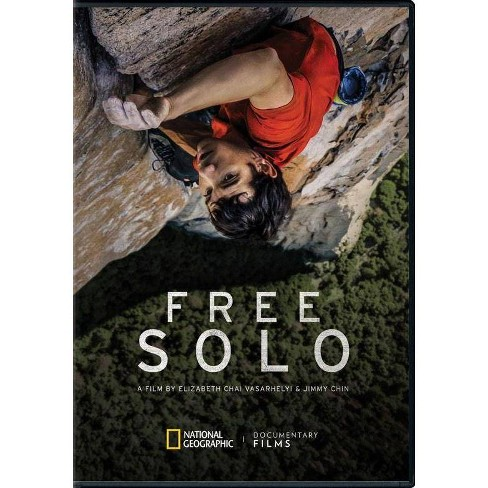 Free Solo (DVD) - image 1 of 1