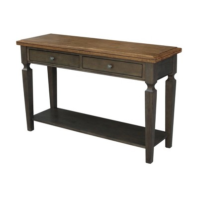 Vista Console and Sofa Table - International Concepts