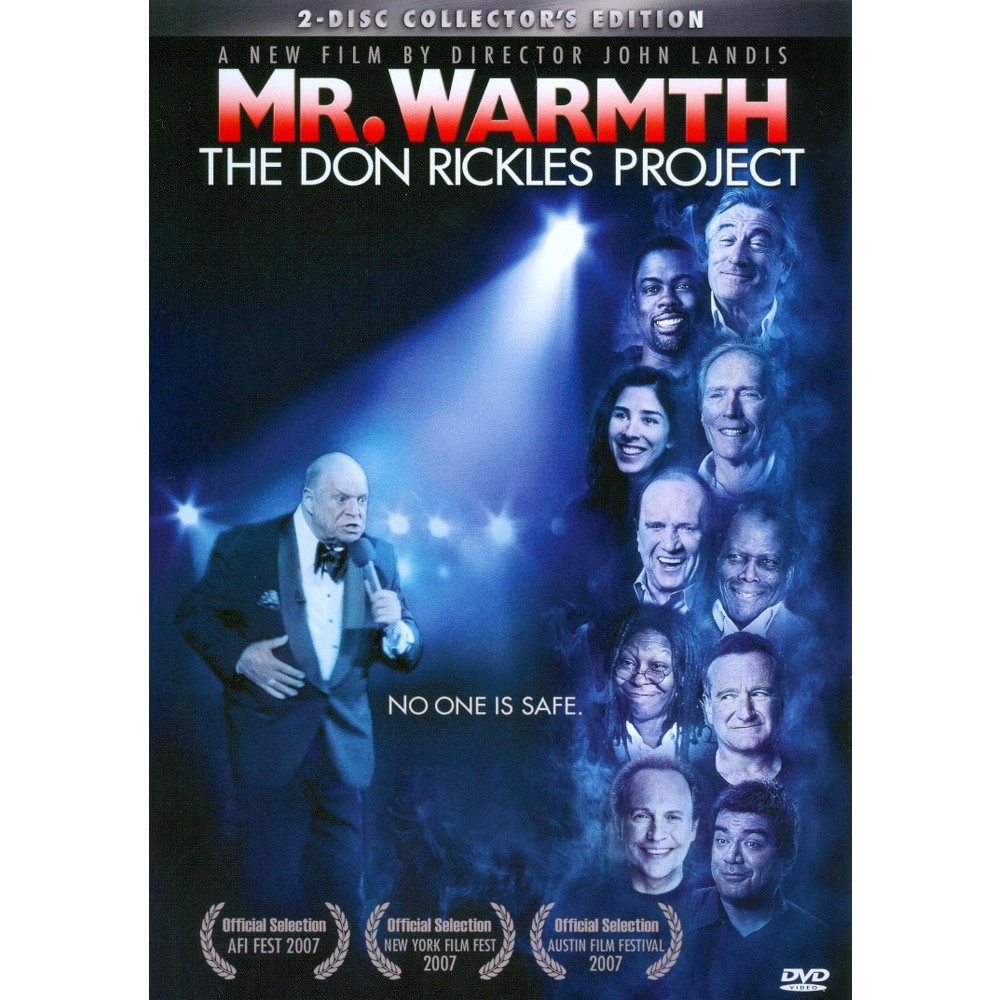 Mr. Warmth:Don Rickles Project (Dvd)