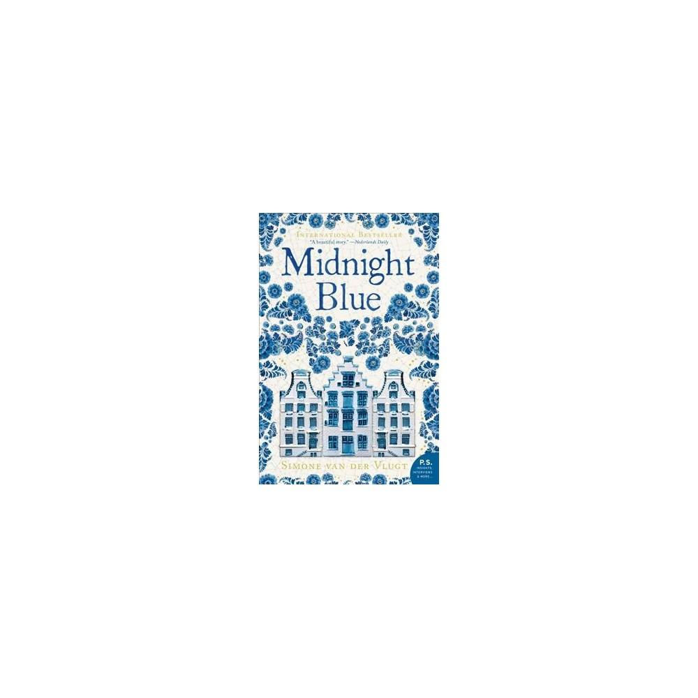 Midnight Blue - by Simone Van der Vlugt (Paperback)