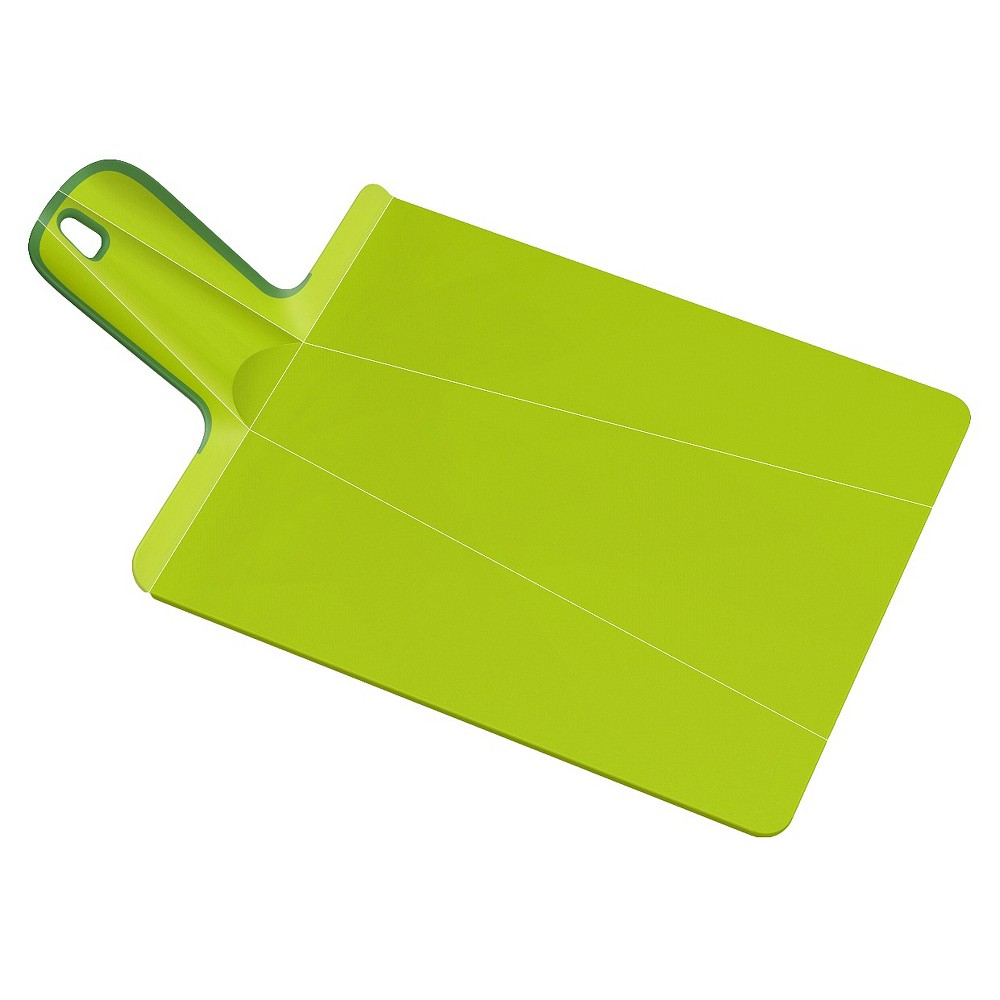 Image of Joseph Joseph Chop2Pot Plus Folding Chopping Board - Green