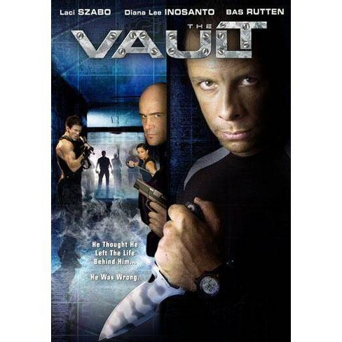 The Vault (DVD) - image 1 of 1