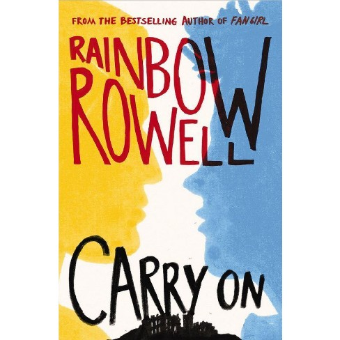 Carry on (Hardcover) (Rainbow Rowell) - image 1 of 1