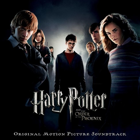 Original Soundtrack - Harry Potter and the Order of the Phoenix (Original Motion Picture Soundtrack) - image 1 of 1