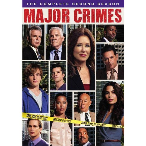 Major Crimes: The Complete Second Season (DVD) - image 1 of 1