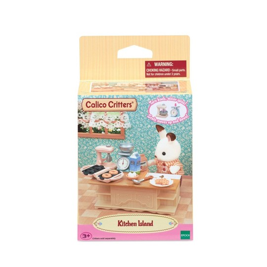 Kitchen Island, doll playsets image number null