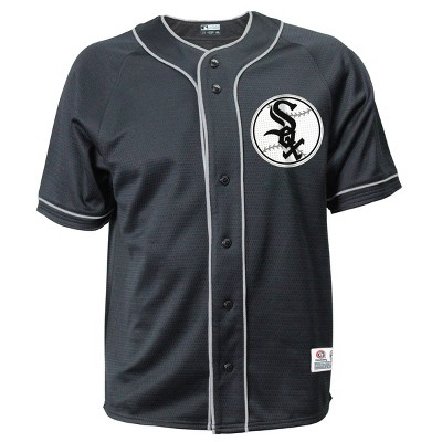 MLB Chicago White Sox Men's Button-Down Jersey