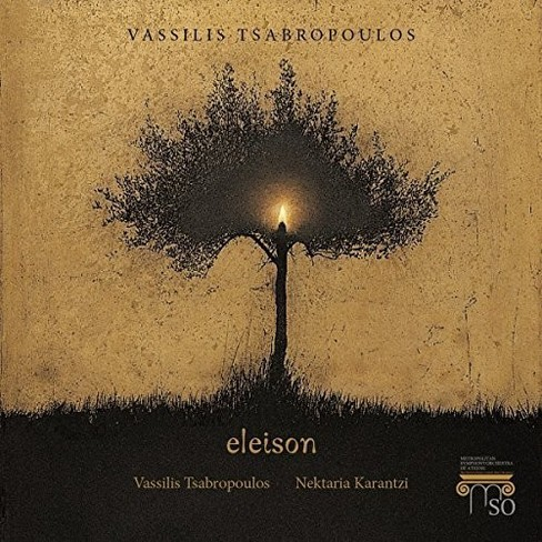 Vassil Tsabrofoulos - Eleison (CD) - image 1 of 1