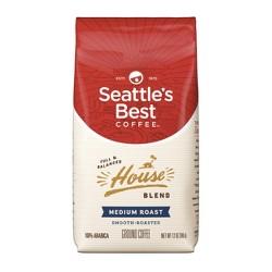Seattle's Best Coffee House Blend Medium Roast Ground Coffee - 12oz