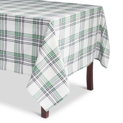 Cream Plaid Tablecloth - Threshold™