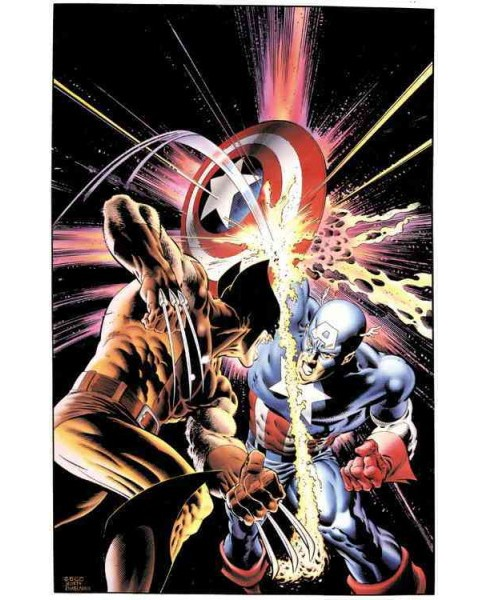 Captain America Epic Collection 13 : Justice Is Served (Paperback) (Mark Gruenwald & John Byrne & J. M. - image 1 of 1