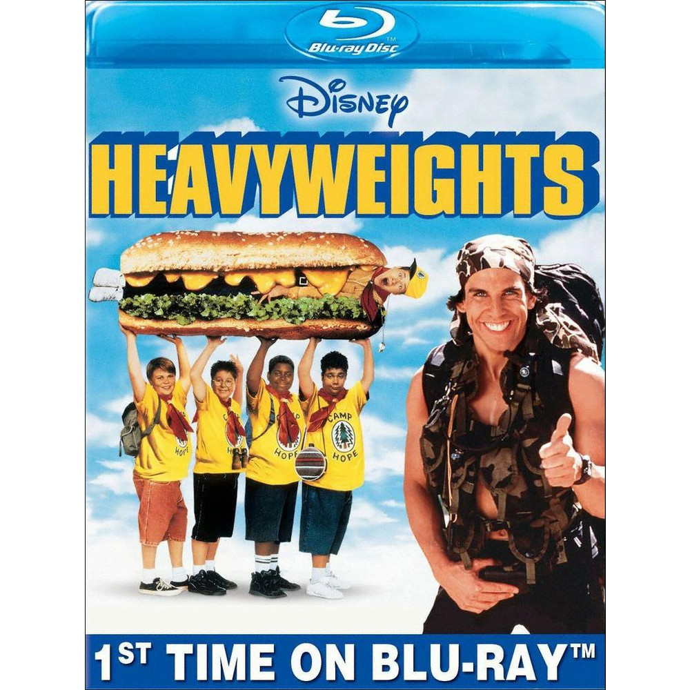 Heavyweights [Blu-ray], Movies
