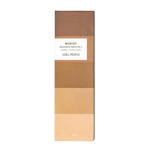 W3LL PEOPLE Nudist Eyeshadow Palette - 0.26oz - image 1 of 3