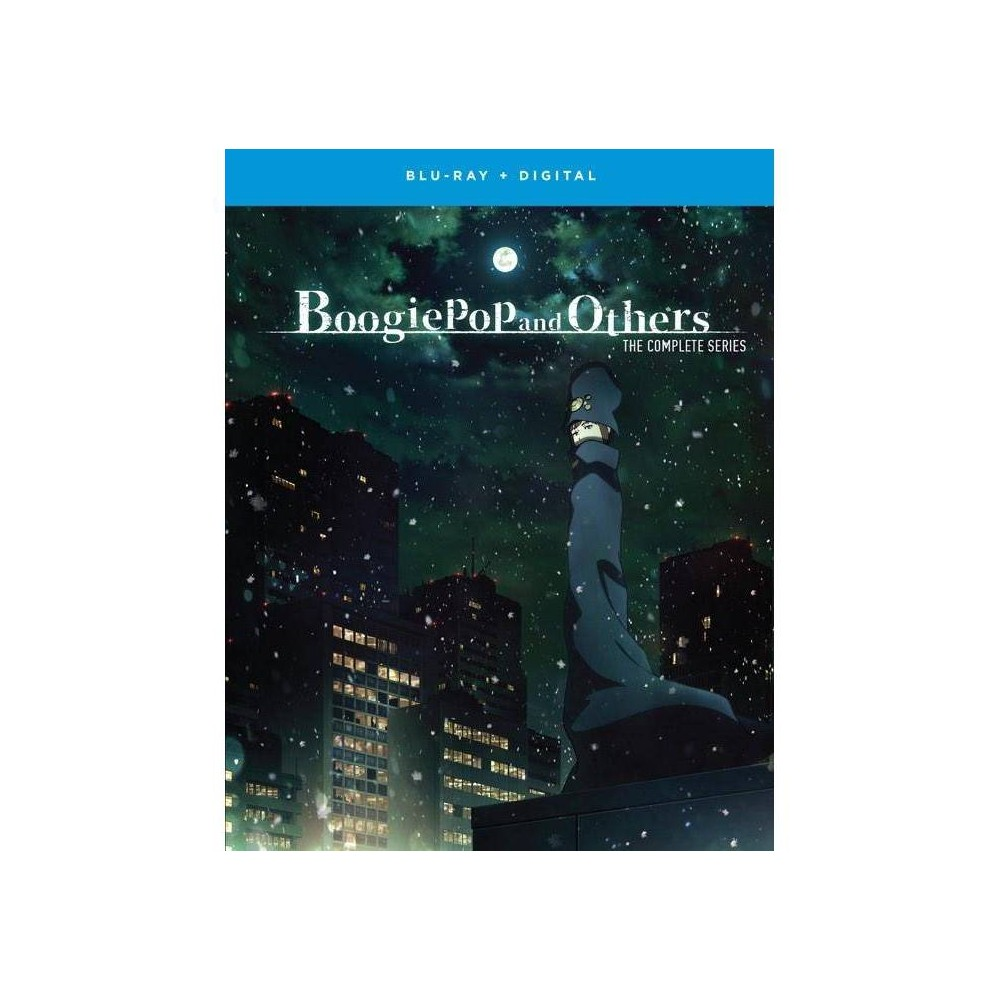 Boogiepop & Others (Blu-ray)