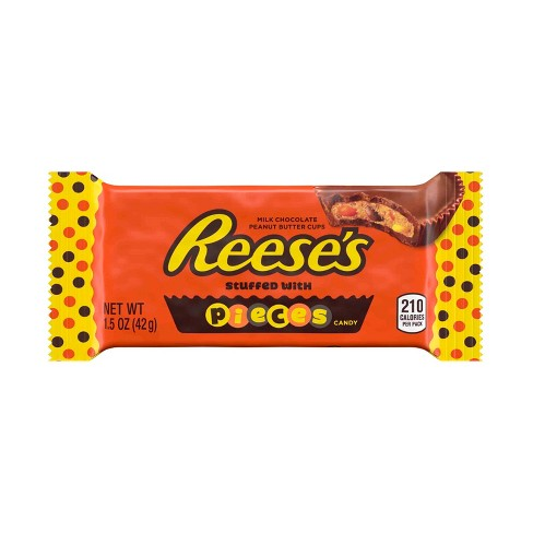 Reese's Stuffed With Pieces Candy - 1.5oz - image 1 of 3