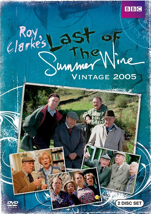 Last/Summer wine:Vintage 2005 (DVD) - image 1 of 1