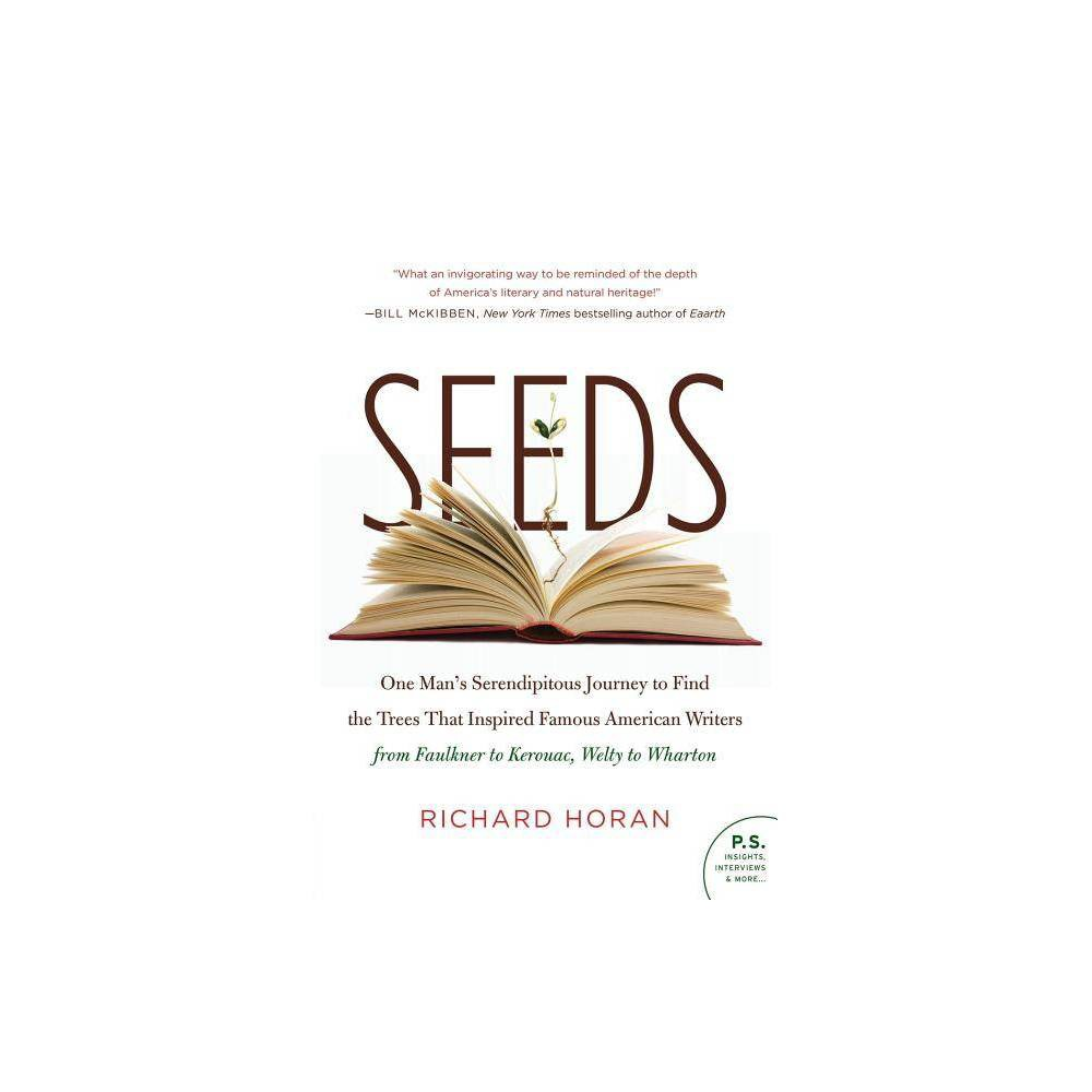 Seeds P S By Richard Horan Paperback