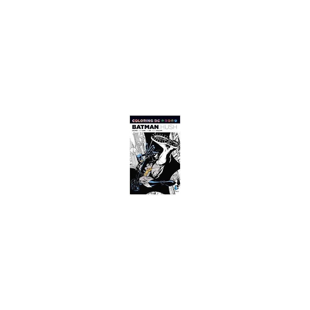 Batman: Hush (Vol 1) (Paperback) (Jeph Loeb)