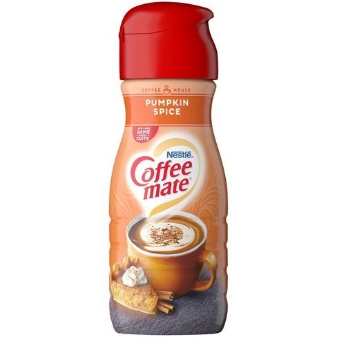 Coffee Mate Pumpkin Spice Coffee Creamer - 16 fl oz - image 1 of 3