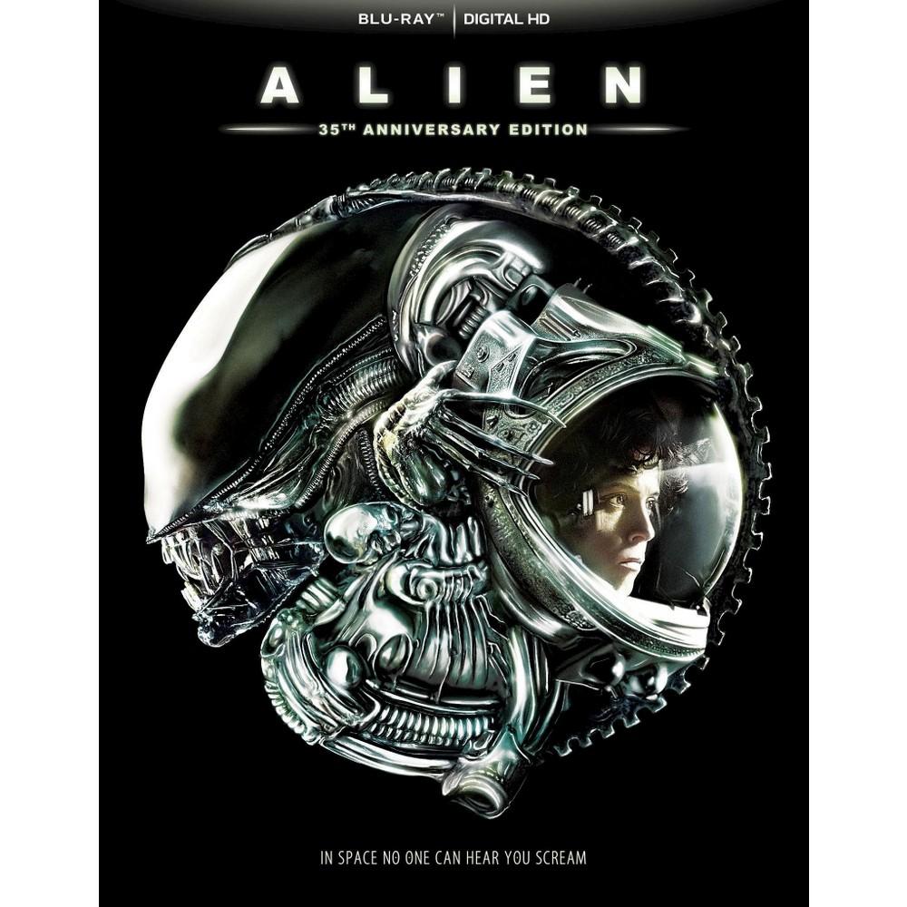 Alien 35th Anniversary Blu Ray