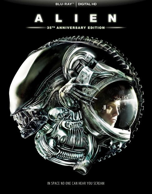 Alien [35th Anniversary] [Blu-ray] - image 1 of 1