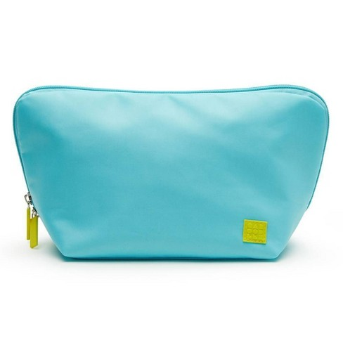 Caboodles Large Cosmetic Bag - Teal - image 1 of 4