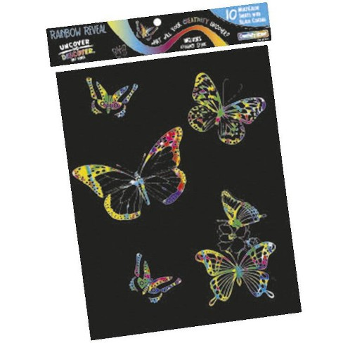 Creativity Street Now You See It Etch Paper, Multicolor, 30 Sheets - image 1 of 1