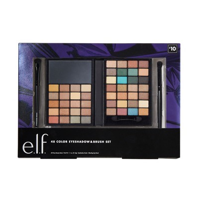 E.L.F. Holiday 48 Color Eyeshadow And 2ct Brush Set by E.L.F.