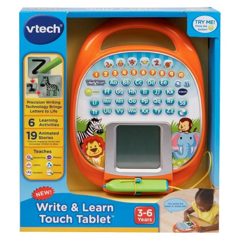 VTech® Write & Learn Touch Tablet - image 1 of 4