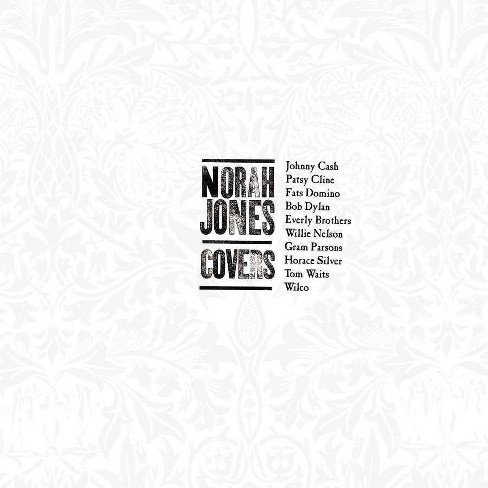 Norah Jones - Covers - Only at Target (CD) - image 1 of 1