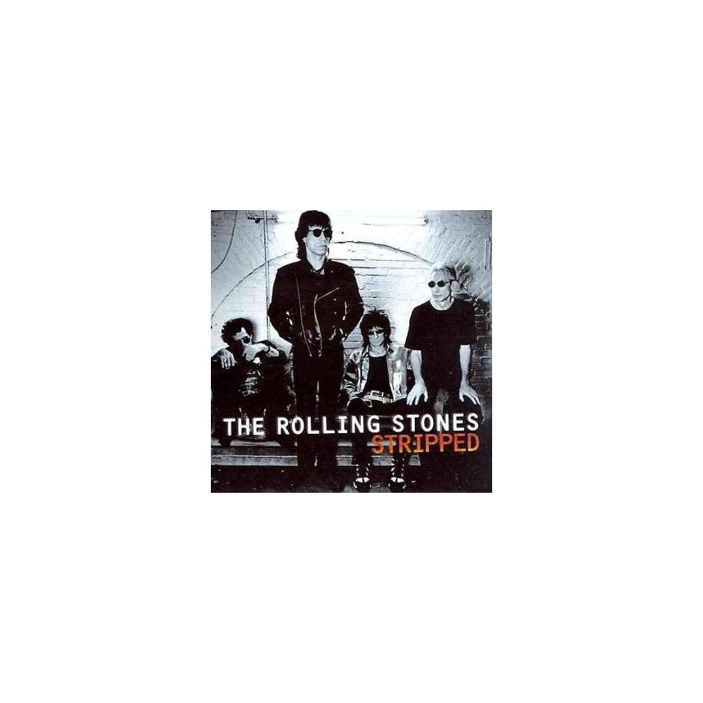 The Rolling Stones Stripped Remastered Cd