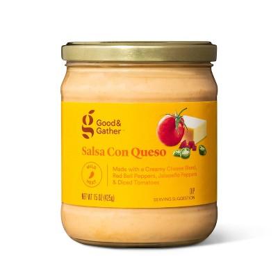 Salsa Con Queso - 15oz - Good & Gather™