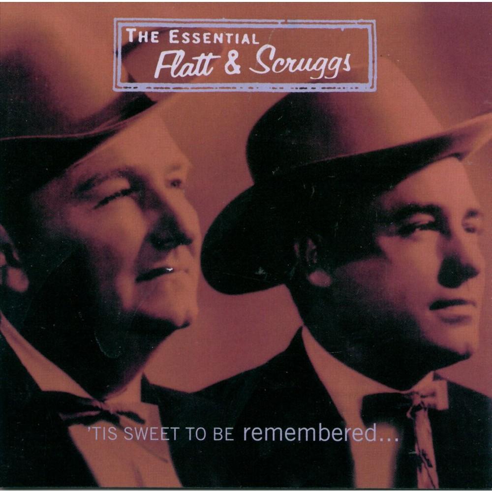 Flatt & Scruggs - Tis Sweet To Be Remembered:Essential (CD)