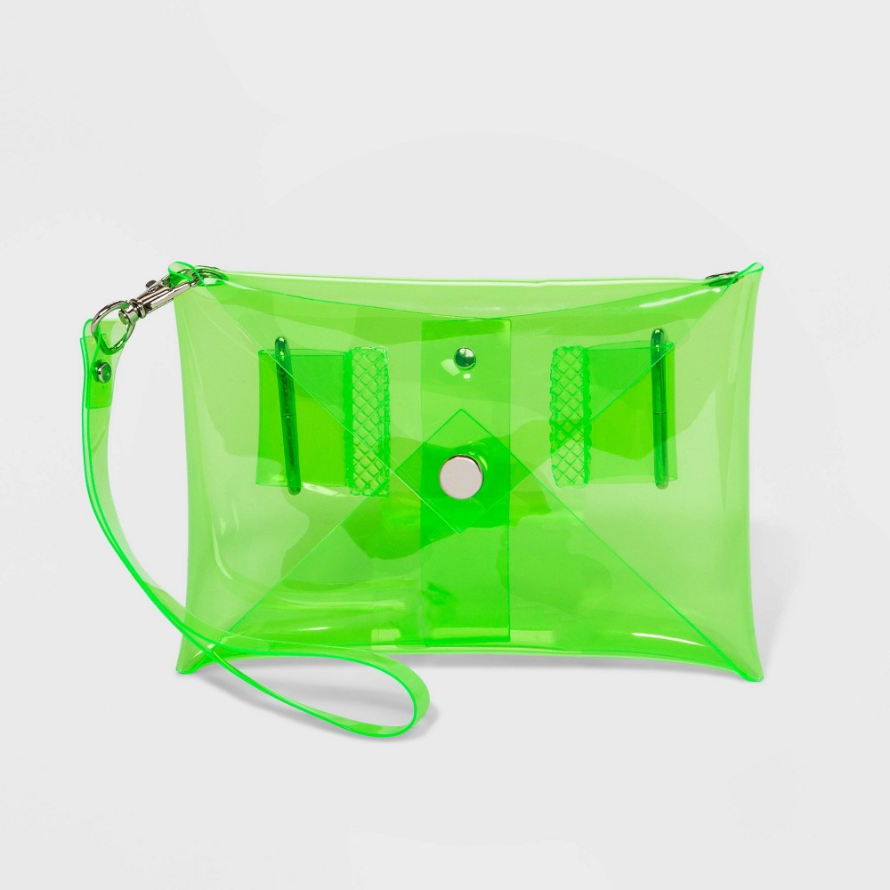 Image of Color Tribe Women's Convertible Stadium Friendly Fanny Pack - Green, Adult Unisex, Size: Small