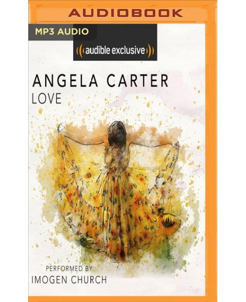 Love -  by Angela Carter (MP3-CD) - image 1 of 1