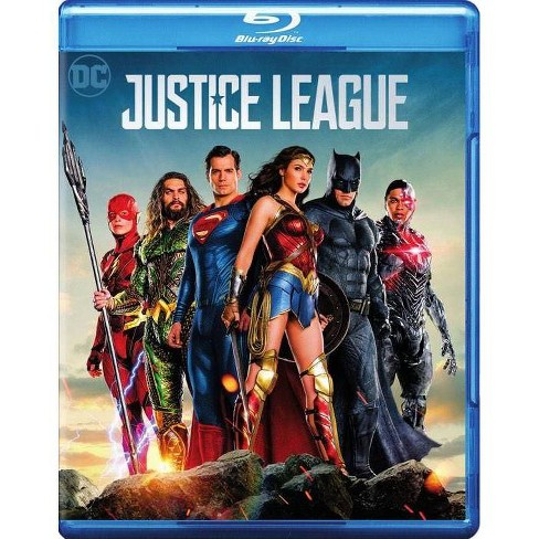 Justice League (Blu-Ray) - image 1 of 1