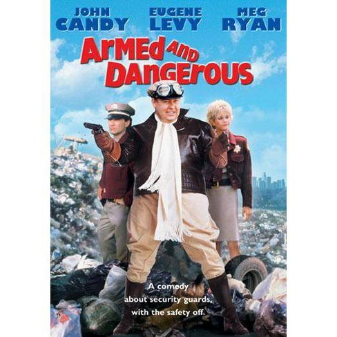 Armed And Dangerous Dvd Target